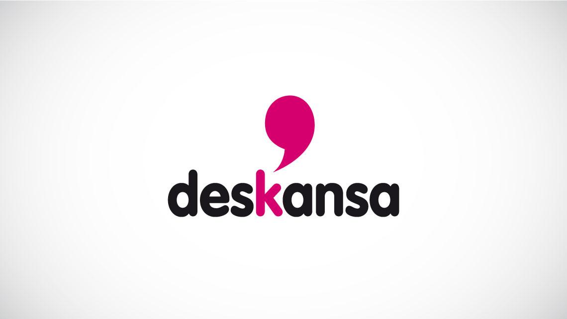 Deskansa - Logotipo positivo - EADe