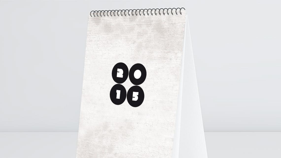 Calendario 2015 - Portada - EADe