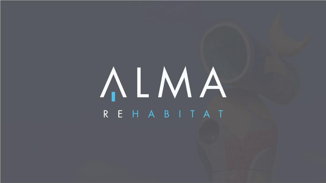 Alma - Logotipo negativo - EADe