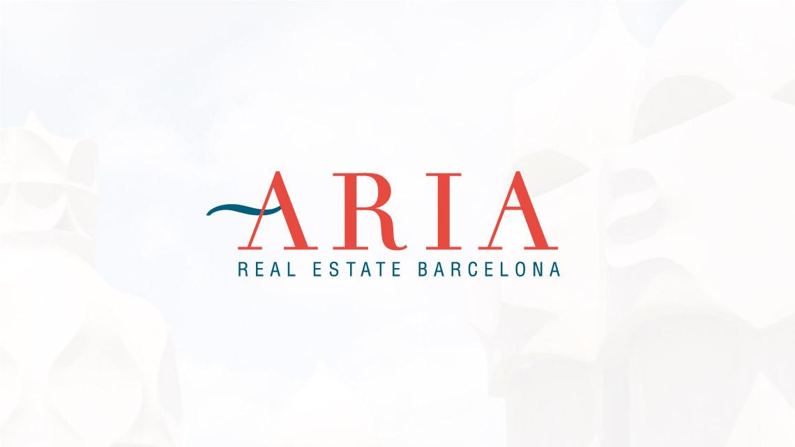 Aria - Logotipo positivo - EADe