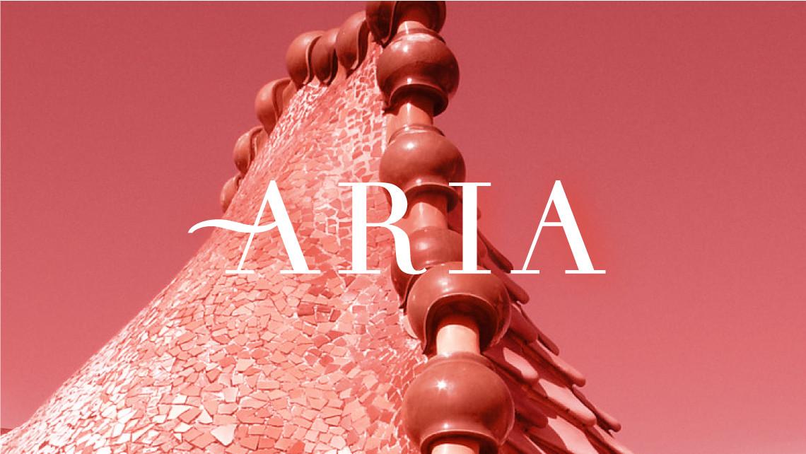 Aria - Logotipo imagen - EADe