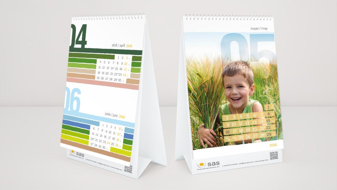 SAS - Calendario sobremesa - Mayo - EADe