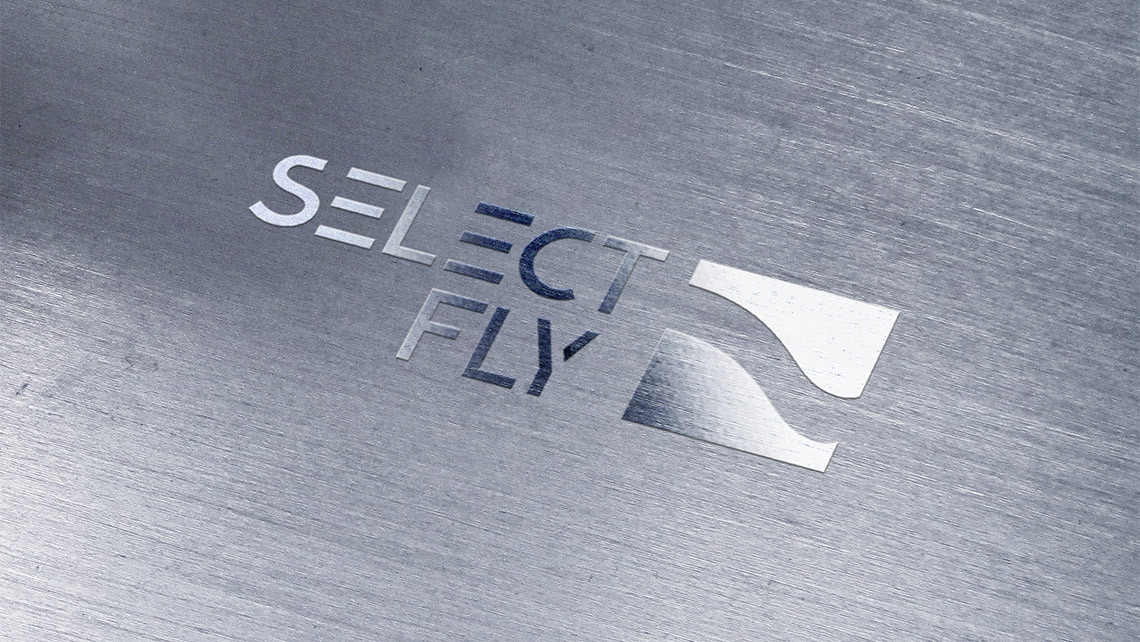 Select Fly - Logotipo hierro - EADe