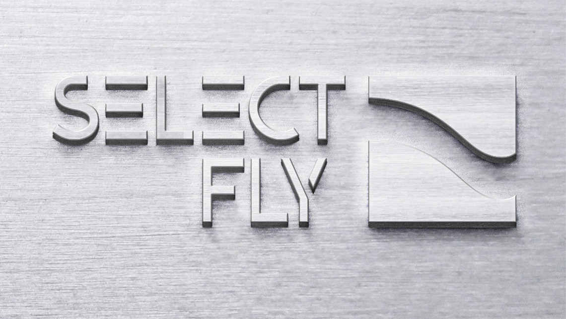 Select Fly - Logotipo hierro 2 - EADe