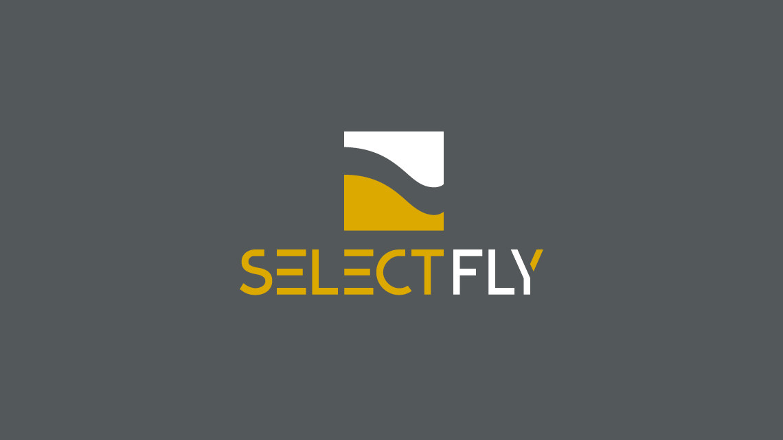 Select Fly - Logotipo negativo - EADe