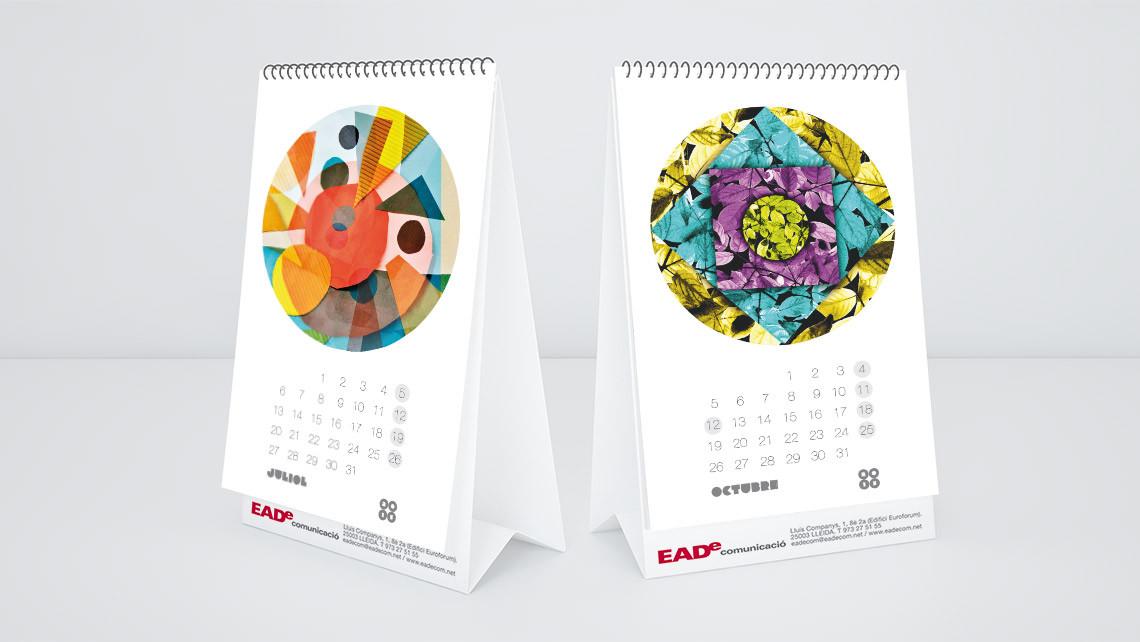 Calendario 2015 - Interior - EADe