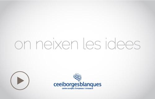 CEEI Borges Blanques - Thumbnail - Vídeo promocional - EADe