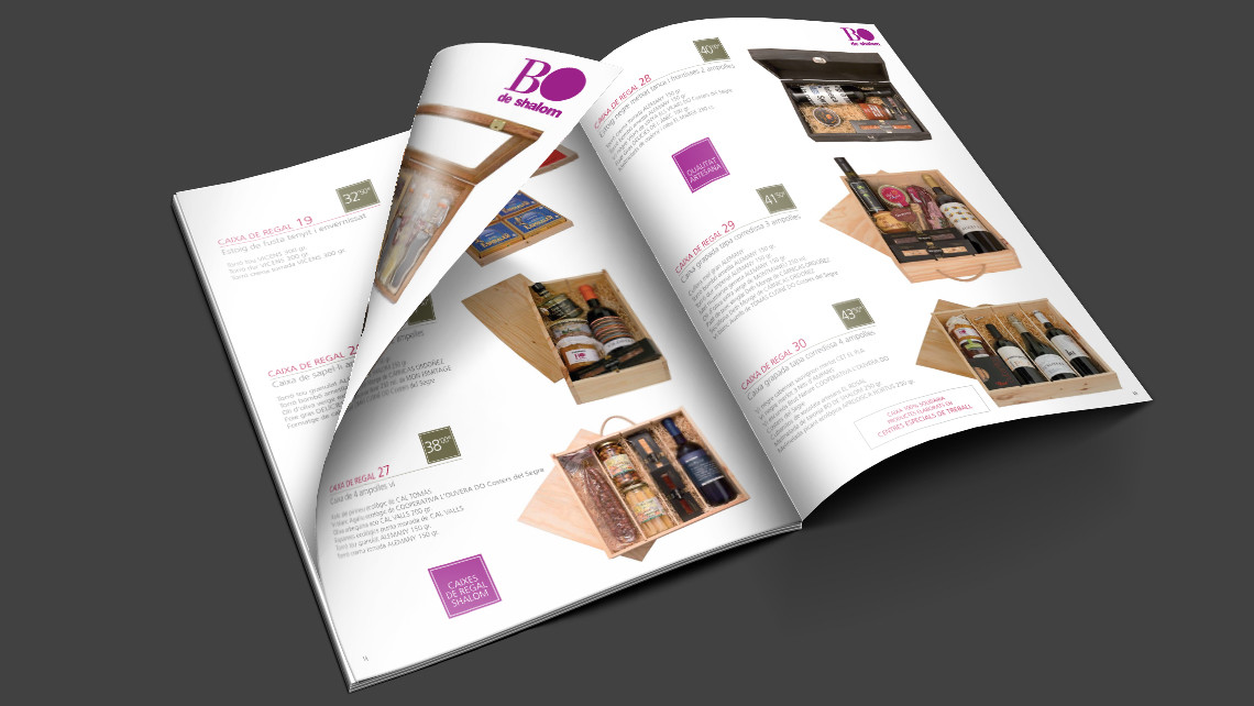 Ilersis - Interiores catálogo - Lotes de navidad - EADe