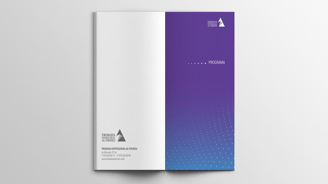 Trobada Empresarial al Pirineu - Interior libro - EADe