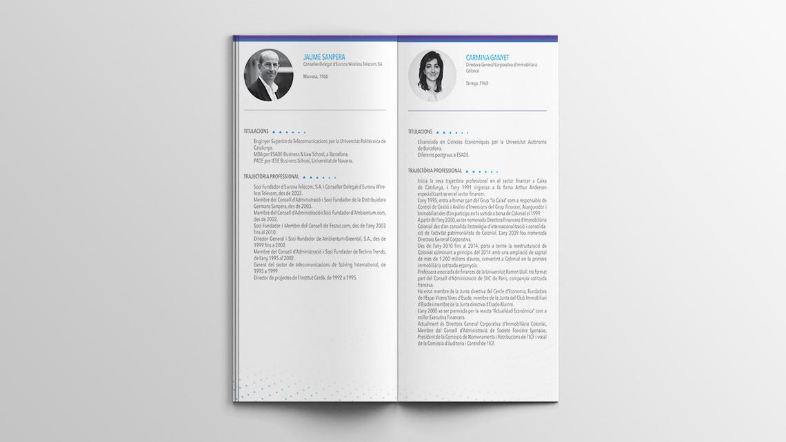 Trobada Empresarial al Pirineu - Interior libro 2 - EADe