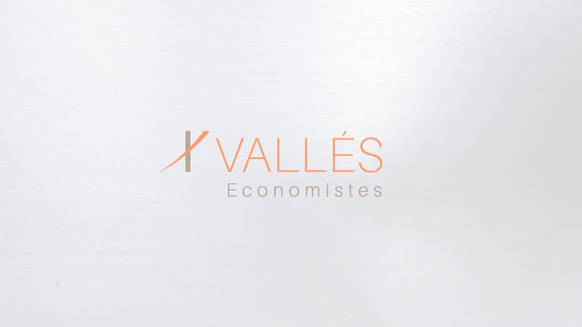 Vallés Economistes - Logotipo positivo - EADe