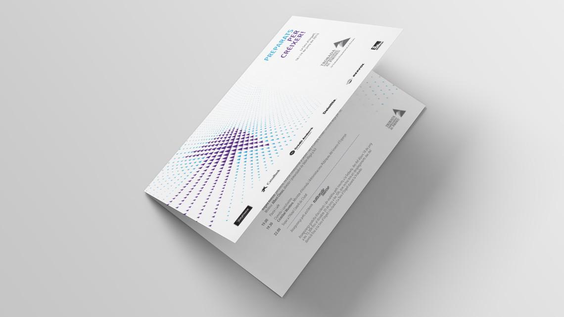 Trobada Empresarial al Pirineu - Portada programa - EADe
