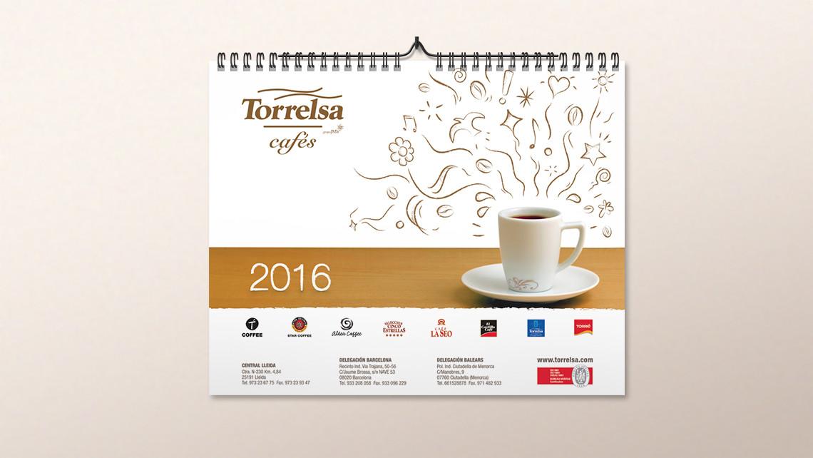 Torrelsa - Portada Calendario 2016 - EADe