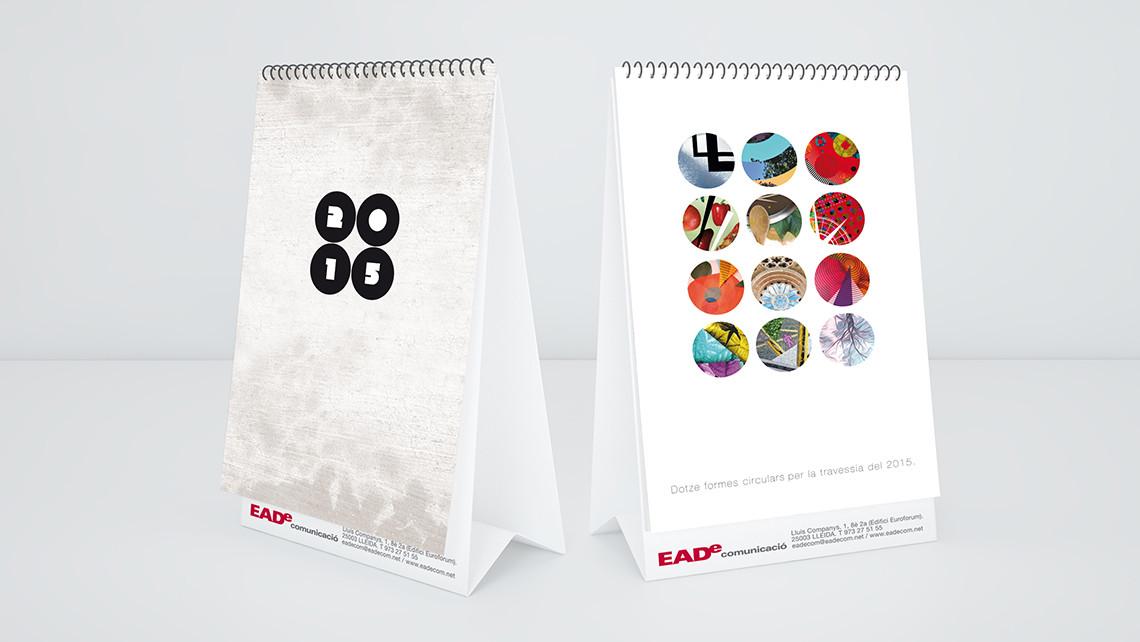 Calendario 2015 - Portada y interior 2 - EADe