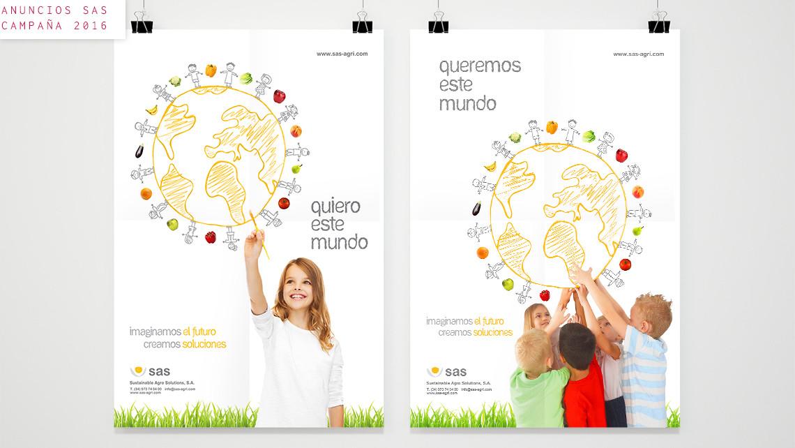 SAS - Pósters - Campaña 2016 - EADe
