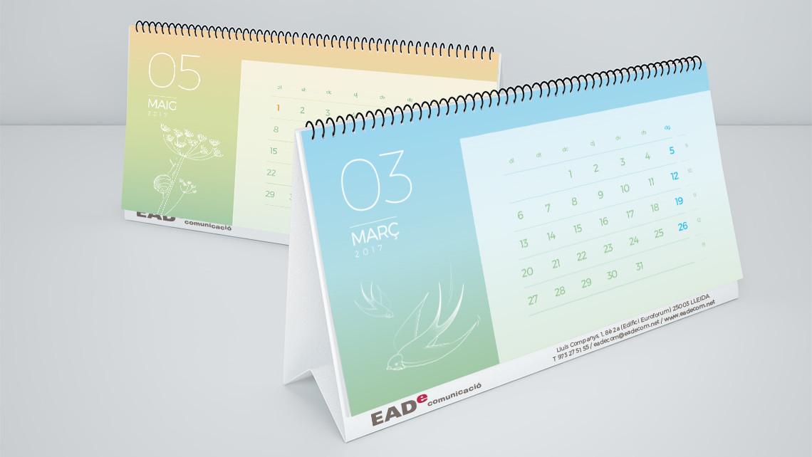 Interior 1 - Calendario 2017 - EADe