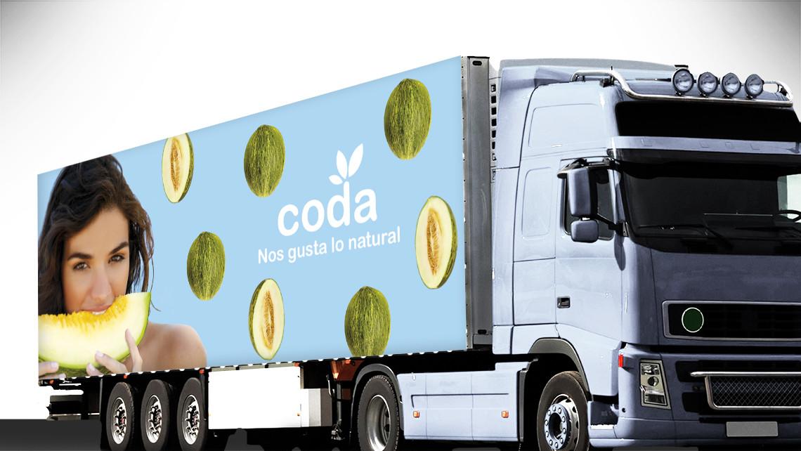 CODA - Anuncio de Murcia - Camión 3 - EADe