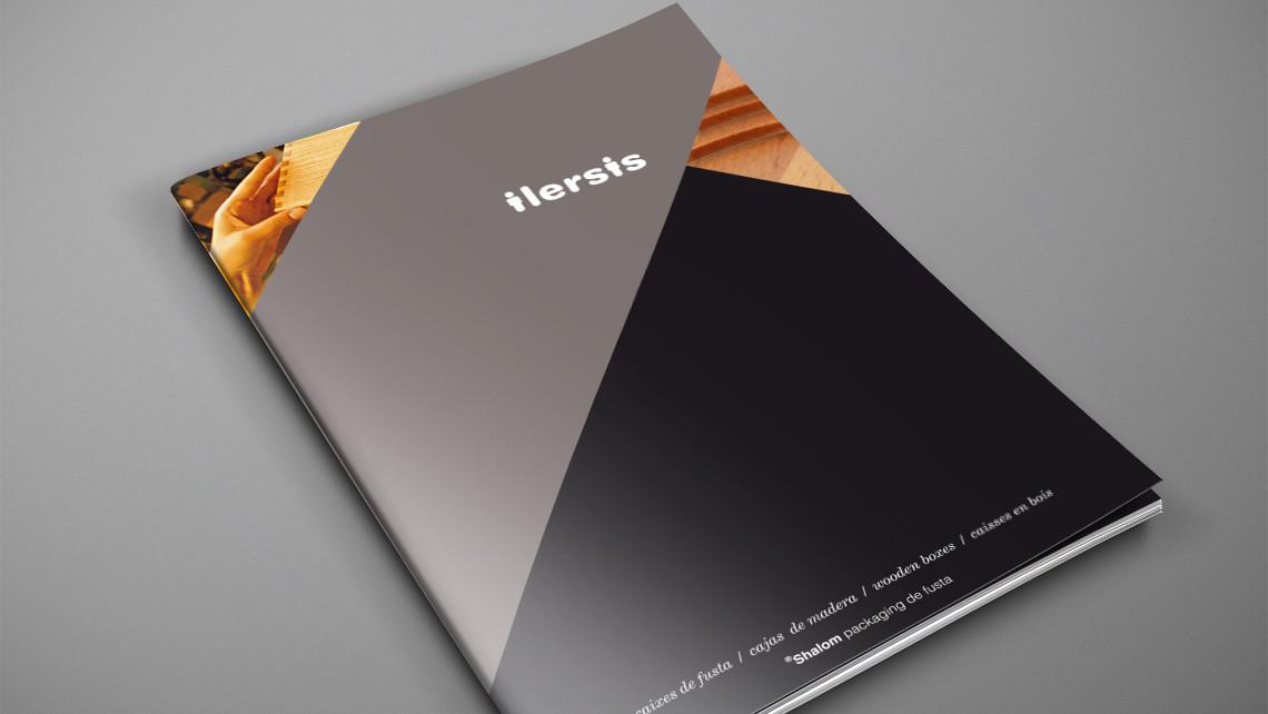 Ilersis - Portada catàleg - Fusteria - EADe