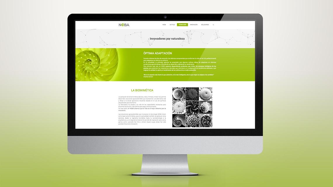 NOBA - Web iMac - EADe