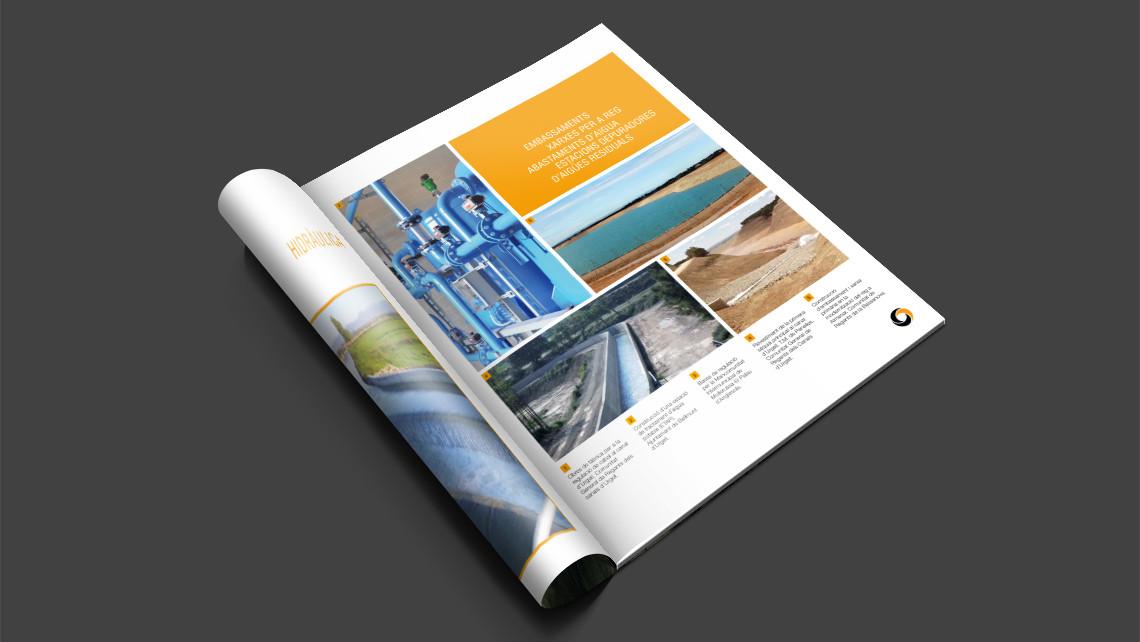 Grup Voltes - Dossier d'empresa - Pàgines embassaments - EADe