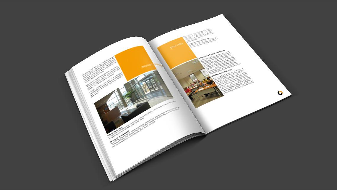 Grup Voltes - Dossier d'empresa - Pàgines empresa - EADe