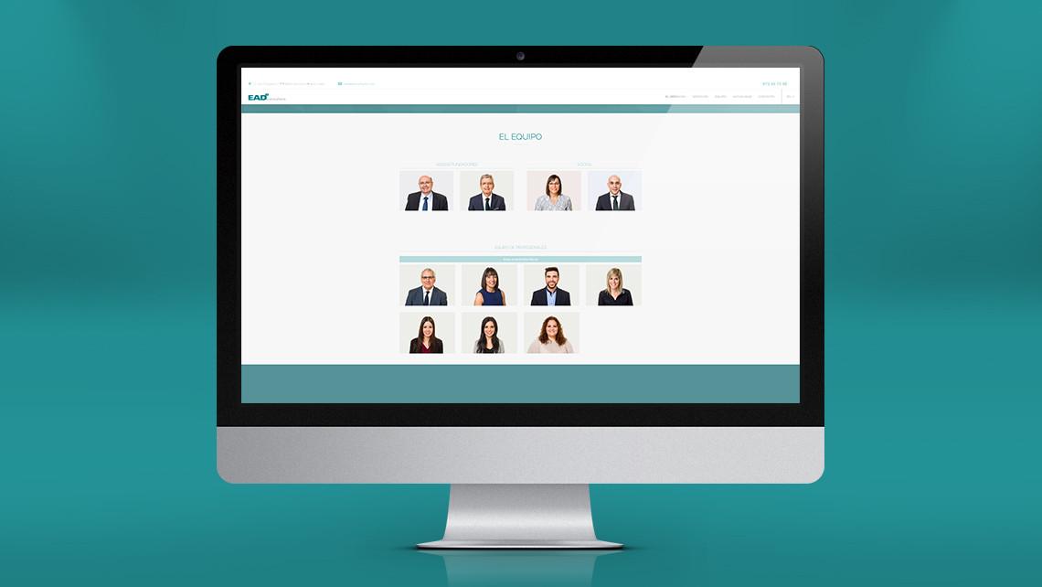 EADe Consultors - Web - Equipo - EADe