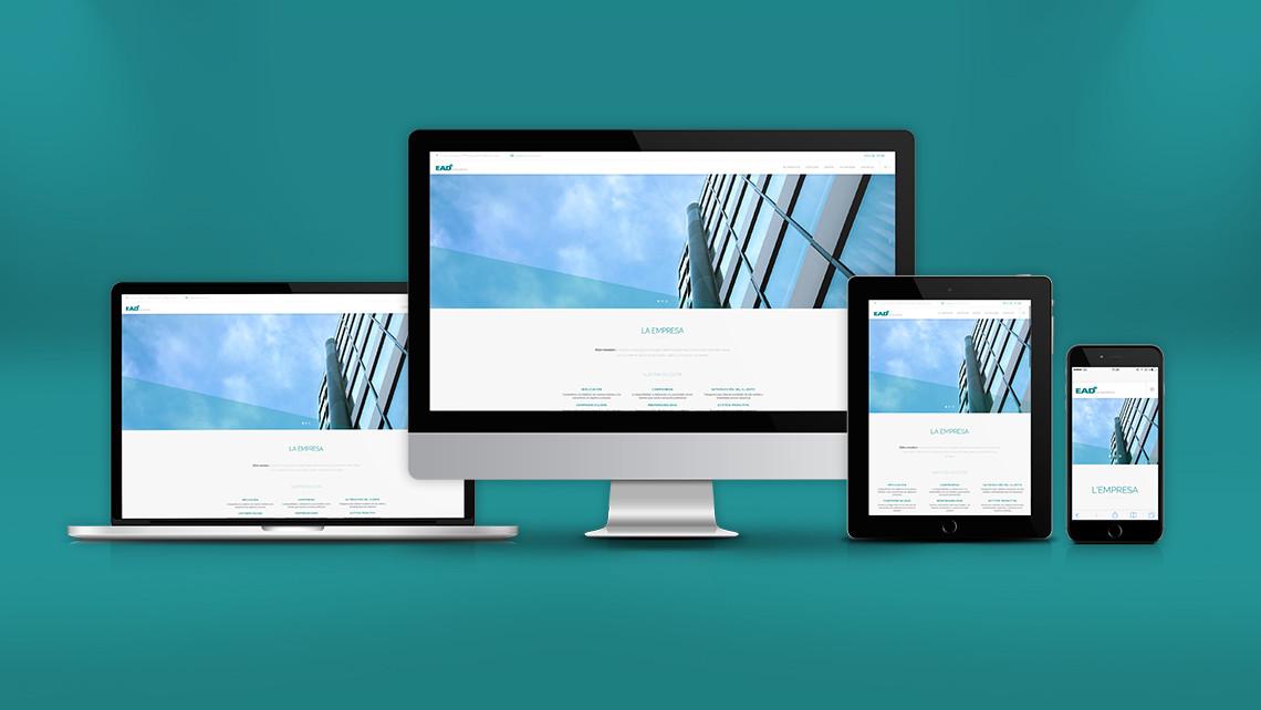 EADe Consultors - Web - General - EADe