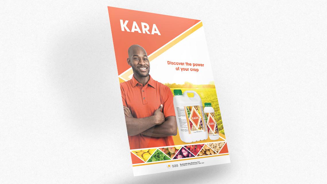 SAS - Kara - Póster promocional - EADe