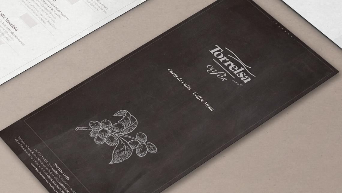 Torrelsa Cafés - Portada - Cartas promocionales generales - EADe