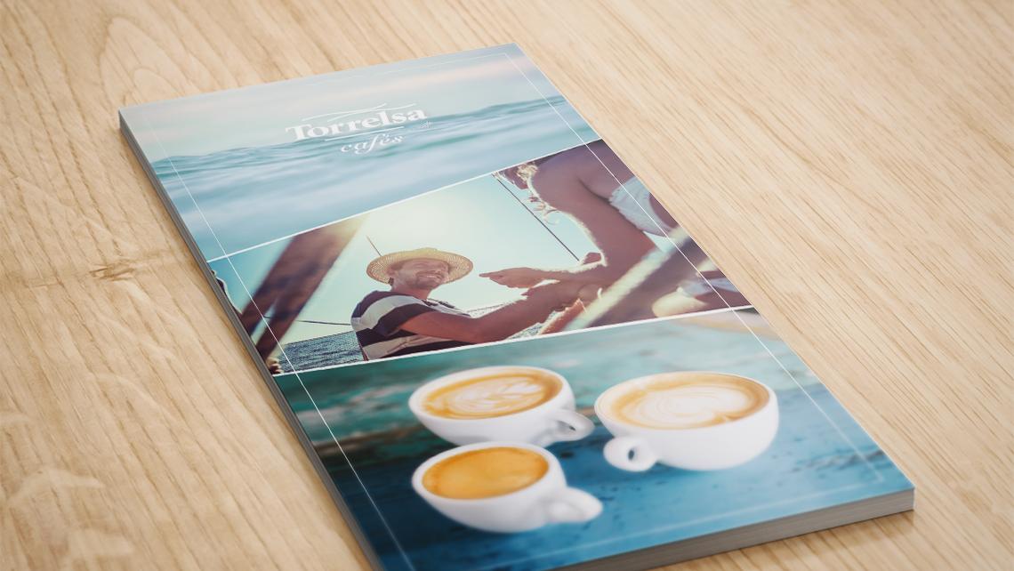 Torrelsa Cafés - Portada - Cartas promocionales para Menorca - Thumbnail - EADe