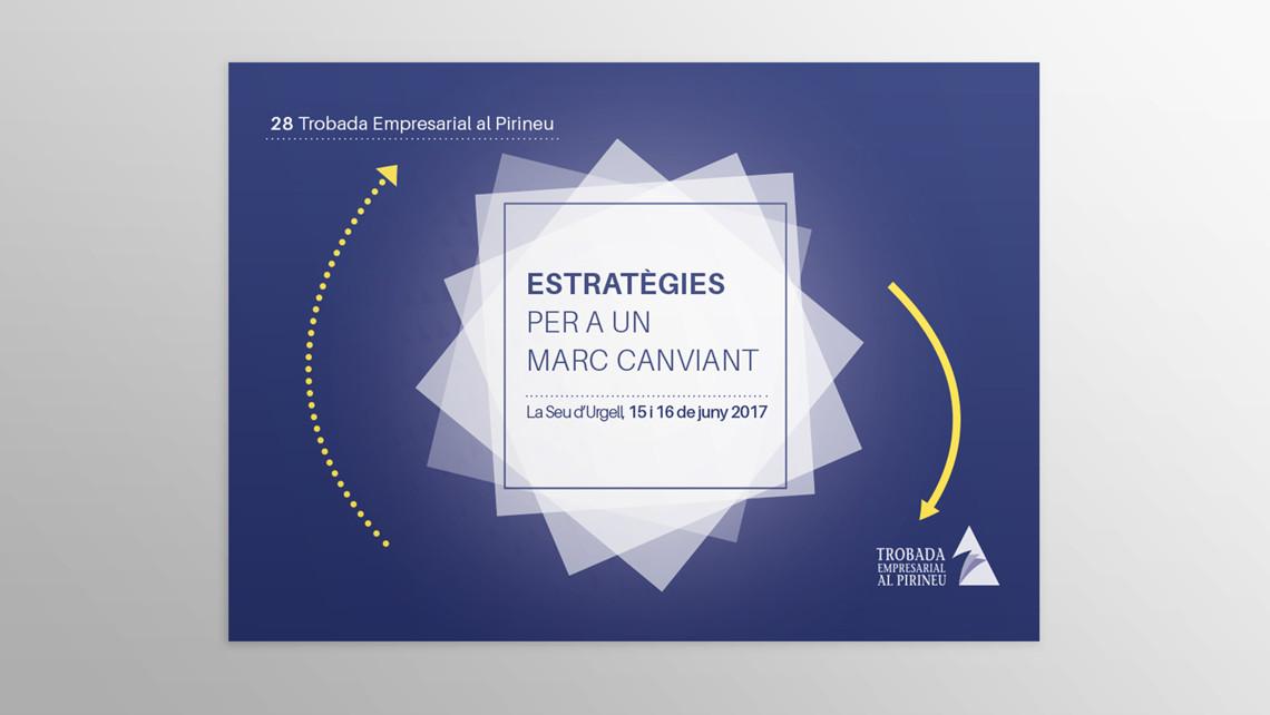 Trobada Empresarial al Pirineu 2017 - Imatge principal - EADe