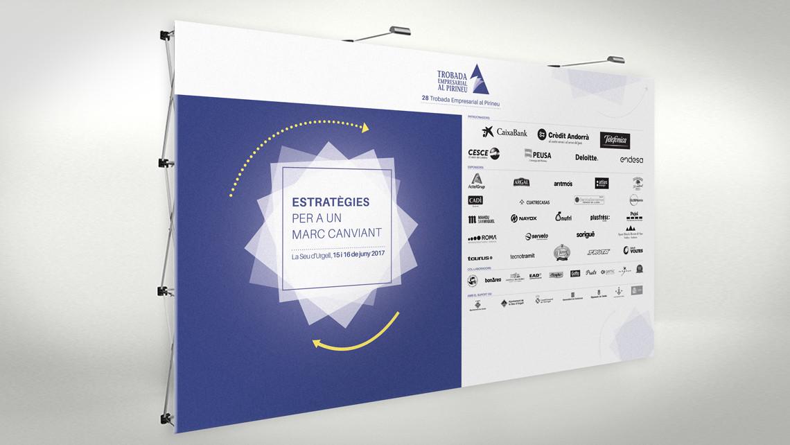 Trobada Empresarial al Pirineu 2017 - Photocall - EADe
