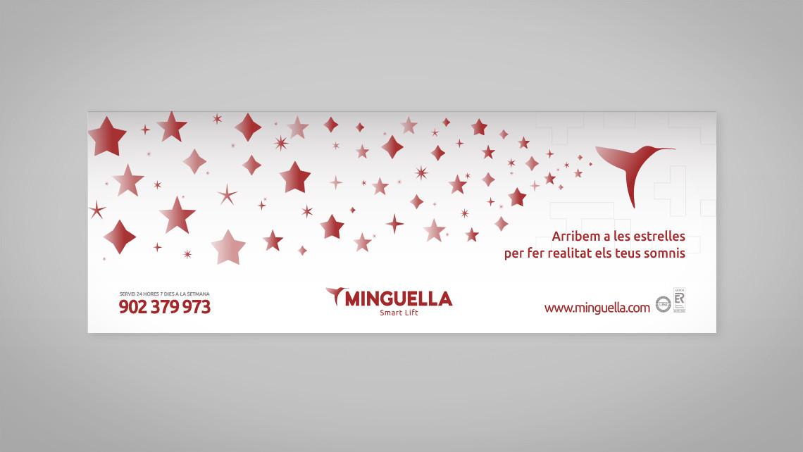 Minguella - Felicitación navideña 2018 - EADe