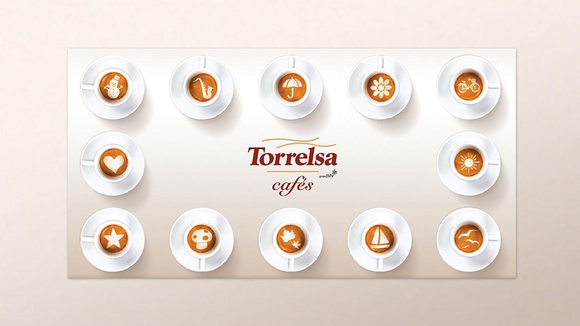 Torrelsa cafés - Calendari 2018 - Imatge principal - EADe